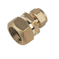 "1/2"" x 6lb x 15mm Lead-line coupling"