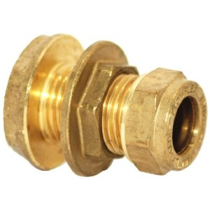 22mm compression fitting Tank Connector (Bag of 10=£27.90)
