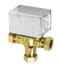3 port 28mm Mid-Position Valve HS3B28. Danfoss. Motorized Valve.