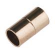 8mm Capillary End Feed Coupling (Bag of 25=£3.75)
