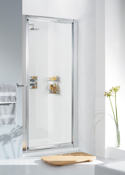 Lakes Framed Pivot Door 1000 x 1850