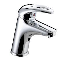 Bristan Java Basin Mixer with Eco-Click and Clicker Waste