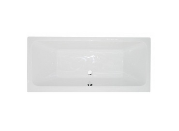 Frontline Carrera Aquabathe 1700 x 800mm Luxury double plain bath