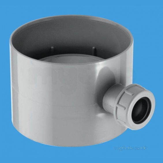 Mcalpine Contrap1 110mm Pipe Condensation Trap