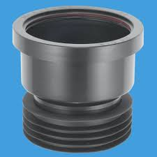 "McAlpine DC1-BL 4""/110mm x 4/110mm Connector"
