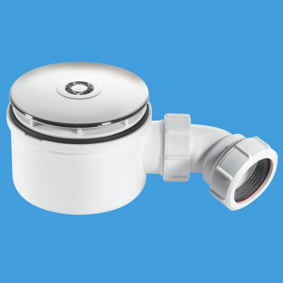 Mcalpine St90cb10 70 90mm Shower Trap With 50mm Water Seal