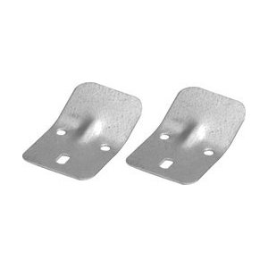 Pressed basin brackets (pair)