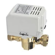 ZA6/779-2 28mm 2-port zone valve. Drayton. Motorized Valve.